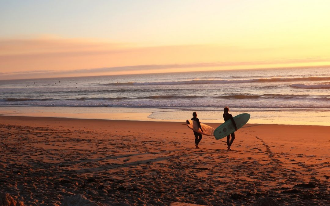 The Modality of Surfing:  Understanding the Mental Health Benefits of Riding the Ocean