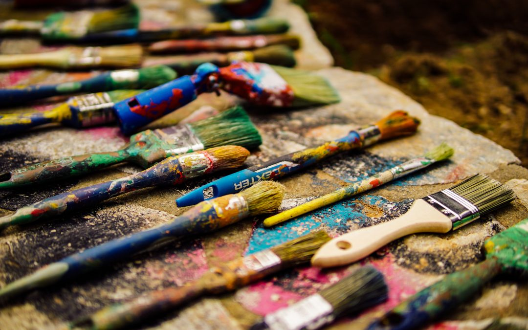 Let's Get Creative: Why Art Therapy Is An Effective Tool in Recovery