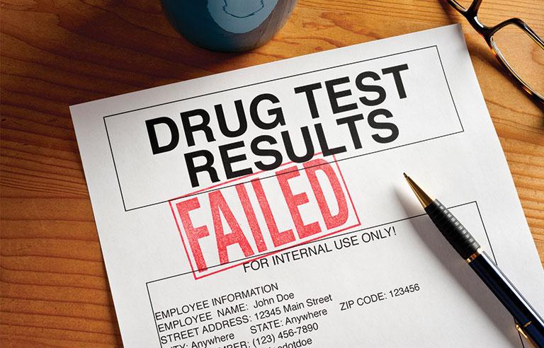 Failed Drug Test | What Happens If You Fail a Drug Test?