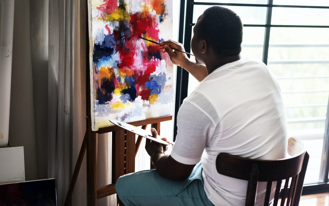 How Can Creative Expression Be Used in Recovery?